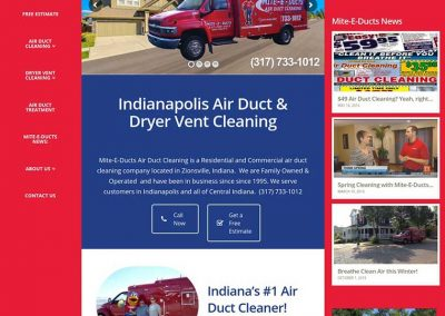 Mite-E-Ducts Air Duct Cleaning